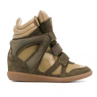 Isabel Marant Wedged Trainers