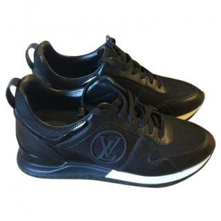 Louis Vuitton Runaway Black Sneakers