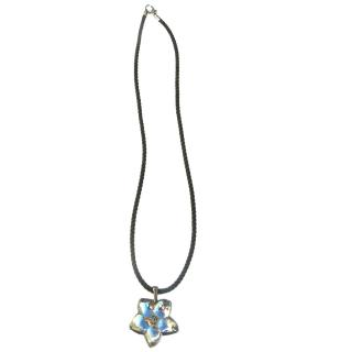 Baccarat flower crystal flower pendant
