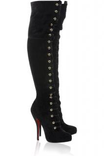 CHRISTIAN LOUBOUTIN Supra Fifre 120 thigh-high boots
