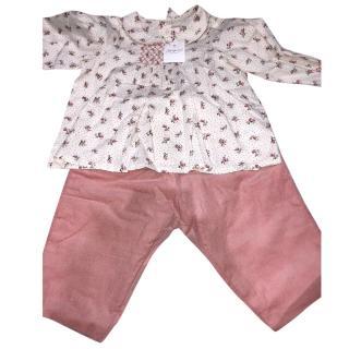 Bonpoint Paris Baby Girls Suit