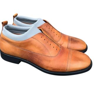 Maison Martin Margiela Leather neoprene shoes