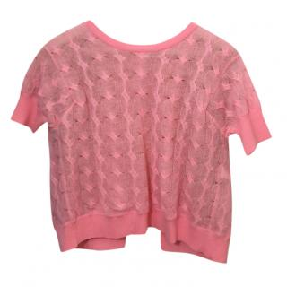 Christian Dior Pink Sweater