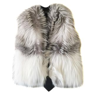 CPL Arctic Fox Fur Waistcoat