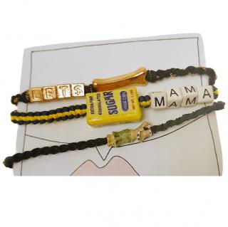 Vanessa Arizaga 3 X Stack Bracelets