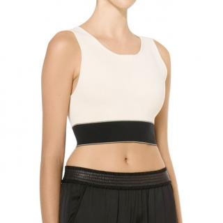 Rag & Bone Color block Crop Top
