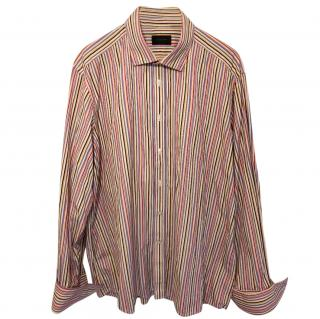 Duchamp Striped Shirt