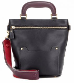 Anya Hindmarch Black Orsett Bag