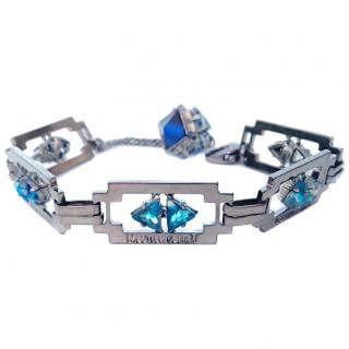 Moutton Collet Bohemian Crystal Ritz Bracelet