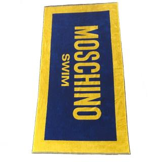 Moschino Swim Beach Towel