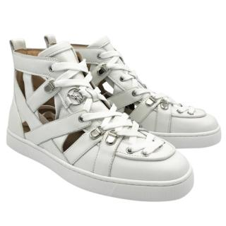 Christian Louboutin AZZEDINGUE men's high trainers