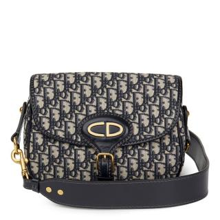 Christian Dior Monogram Oblique Saddle Bag