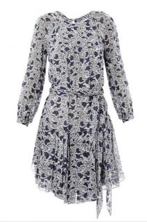 Isabel Marant Etoile Drewett Floral Print Dress