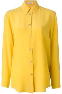 Acne Studios Clio Silk Shirt