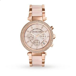 Michael Kors Rose Gold MK5896 Watch