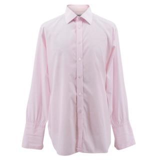 Turnbull & Asser Men's Pink Shirt