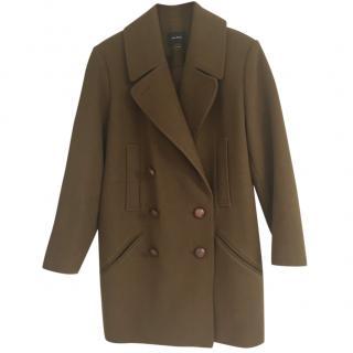 Isabel Marant Oversized Ziggy Coat