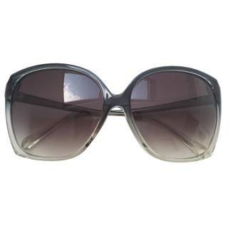 Linda Farrow x Matthew Williamson Retro sunglasses