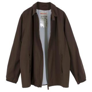 Prada Brown Men's Jacket