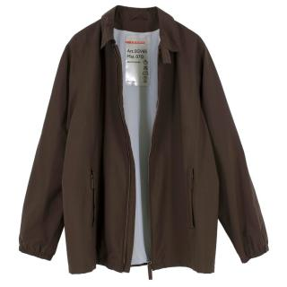 Prada Brown Men's Jacket