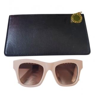 Stella McCartney Chain Detail Sunglasses