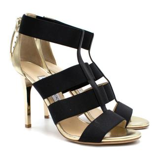 Jimmy Choo Dario lace up Sandals