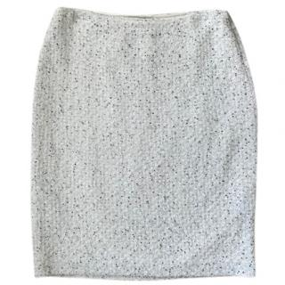 St John tweed pencil skirt