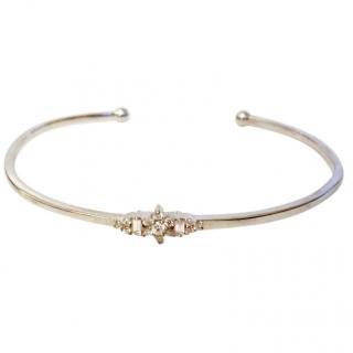 Joelle Diamond Bracelet Sterling Silver