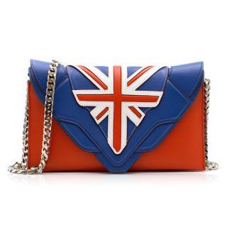Elena Ghisellini Selina Union Jack Bag