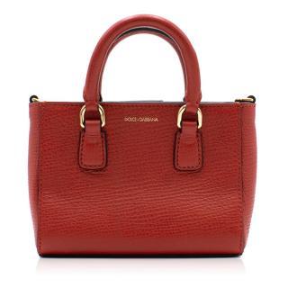 Dolce & Gabbana Mini Top Handle Bag