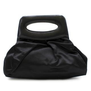 Chanel Satin top handle Bag