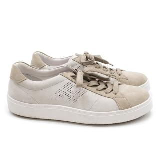 Hogan Men's Suede Sneakers