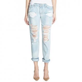 Paige 'Jimmy Jimmy' Distressed Jeans