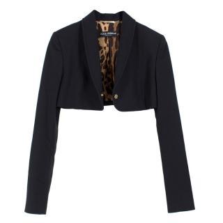 Dolce & Gabbana Cropped Blazer