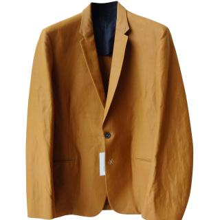 Paul Smith Burnt Orange Blazer