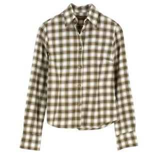 Holland & Holland Plaid Shirt