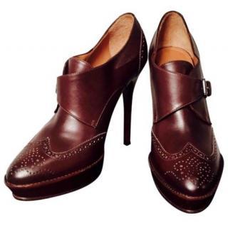 Ralph Lauren collection Oxford Heels