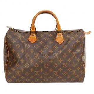 Louis Vuitton Speedy 35 Monogram HandBa