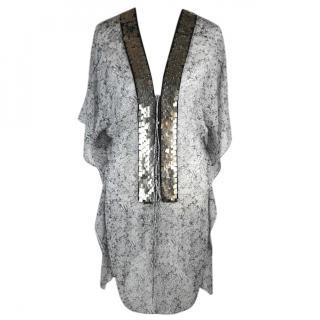 Thomas Wylde silk tunic