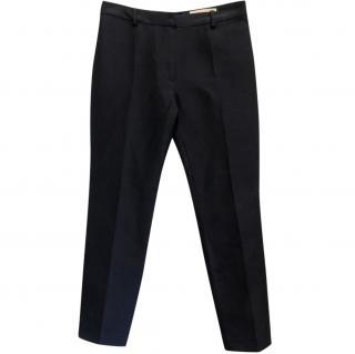 Balenciaga Silk Blend Trousers