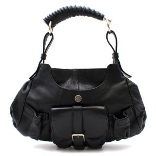 Yves Saint Laurent Leather Top Handle Bag