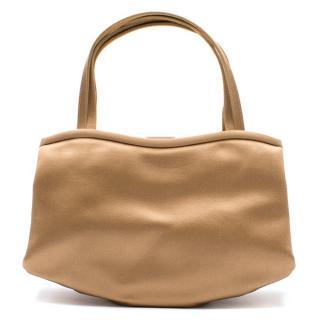 Manolo Blahnik Satin Mini Bag