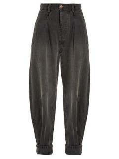 Isabel Marant Netery Oversized Jeans