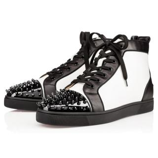 Christian Louboutin 'Loubille' High Top Sneakers