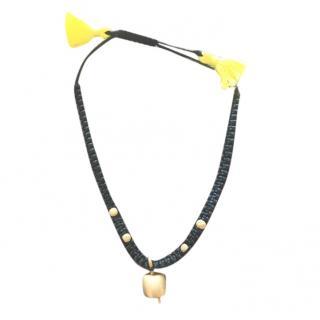 Ileana Makri woven bracelet