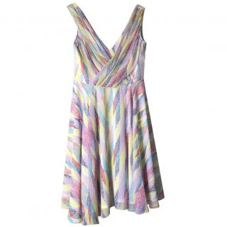 Shoshanna  striped dress
