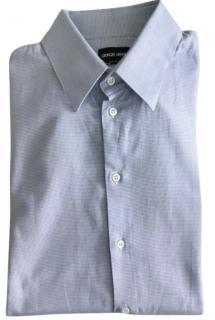 Giorgio Armani light blue shirt