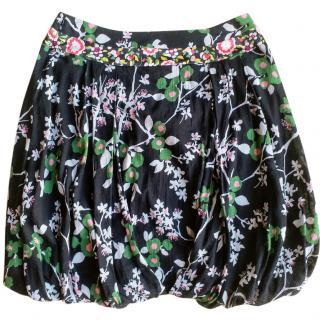 Kenzo Floral Tulip Skirt