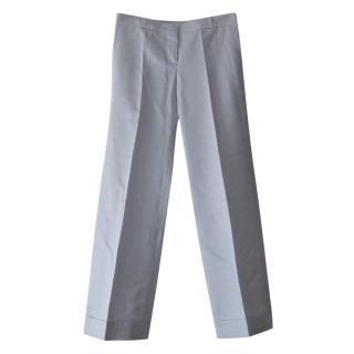 Chloe wide legged trousers