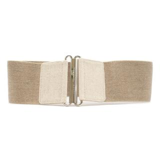 Dolce & Gabbana Stretch Waist Belt